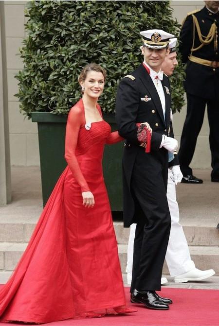 Reina Letizia de Lorenzo Caprile