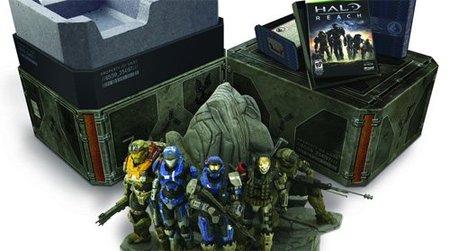'Halo: Reach', presentadas su edición limitada y una espectacular edición legendaria