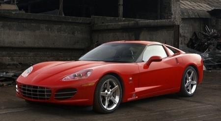 Chevrolet Corvette por Innotech