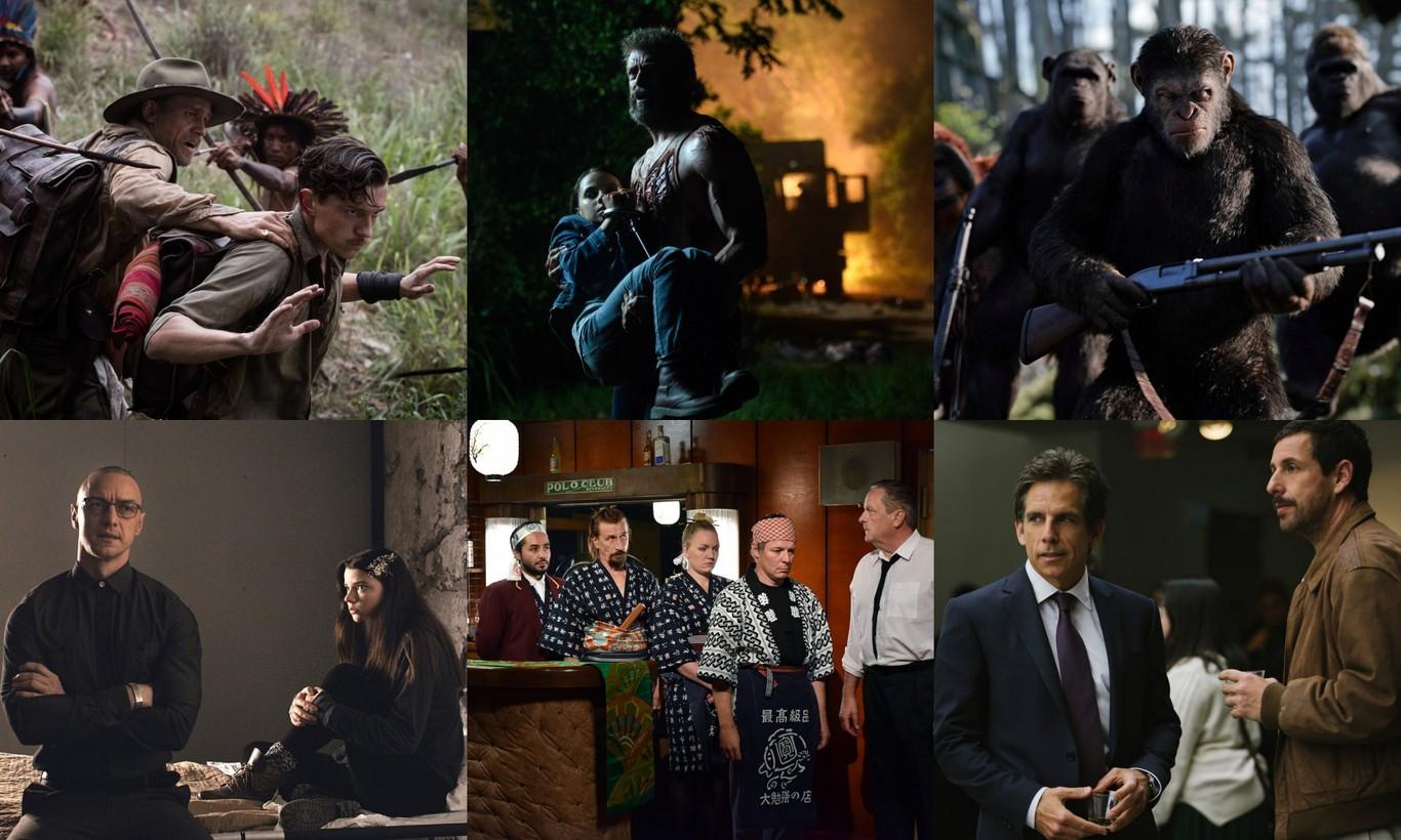 Las 25 Mejores Películas De 2017 Hasta Ahora