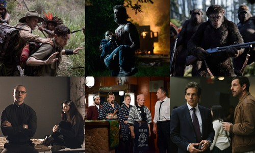 Las 25 mejores películas de 2017... hasta ahora