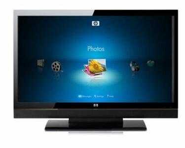 [CES 2007] HP MediaSmart HDTV