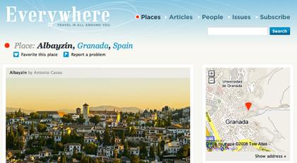 """""""Everywhere Magazine"""", publicando nuestras fotografías de viajes"""