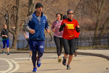 Se queman mas calorias corriendo o andando