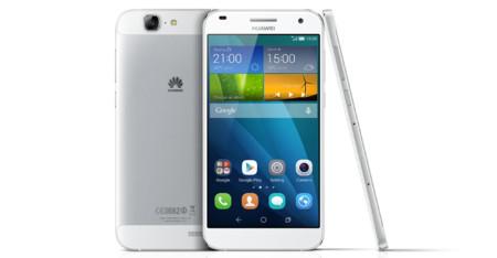 Huawei Ascend G7 libre por 182 euros