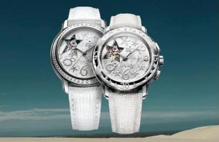 Zenith Baby Star Sea, reloj de lujo femenino