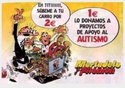 Súbete al Carro por el Autismo