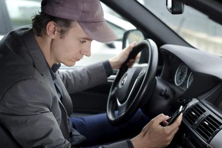 Conducir Usar Smartphone