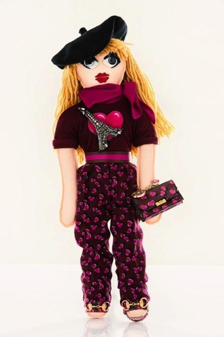 Gucci doll