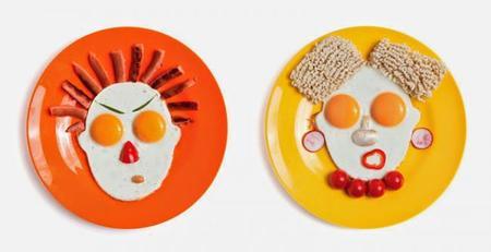 colección accesorios para desayunos divertidos