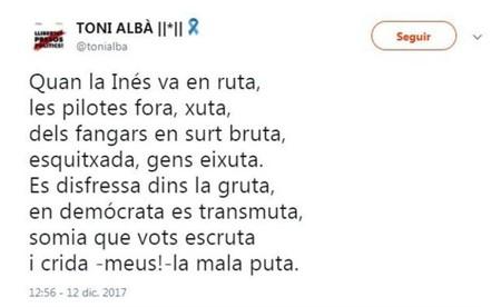 Tuit Toni Alba