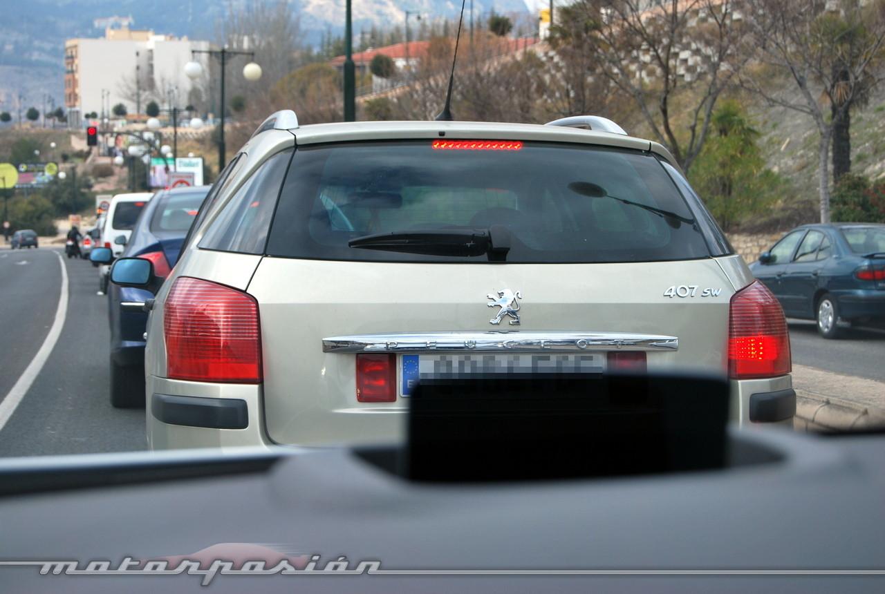 Foto de Peugeot 508 y 508 SW (presentación) (41/118)