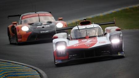 El Toyota #7 de 'Pechito' López, Kamui Kobayashi y Mike Conway se desquita ganando las 24 Horas de Le Mans