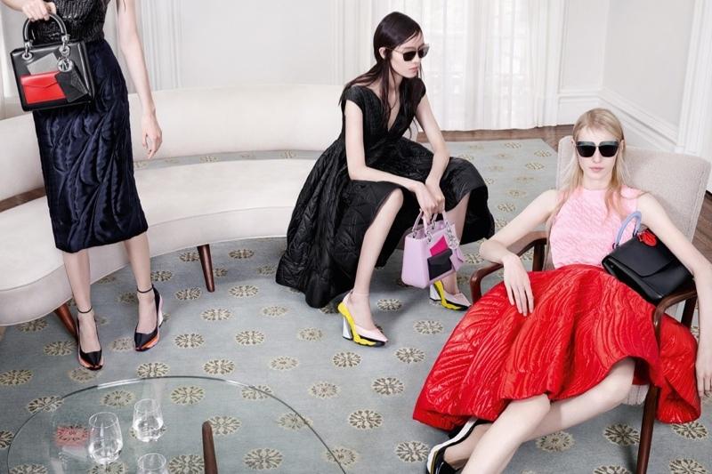 Dior campaña Otoño-Invierno 2014/2015