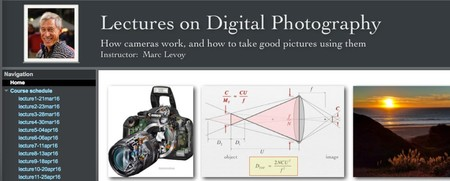 Lectures on Digital Photography