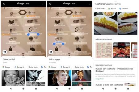 Confusiones de Google Lens