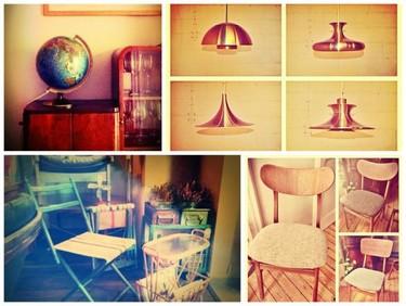¿Buscas antigüedades y muebles vintage? Cinco tiendas para no perderse