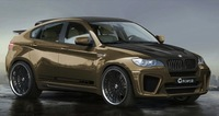 G-Power Typhoon, BMW X5 M y X6 M tras horas en el gimnasio