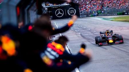 Verstappen Alemania F1 2019