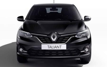 El Renault Taliant 2021 revela su interior: así luce el sucesor del Logan por dentro