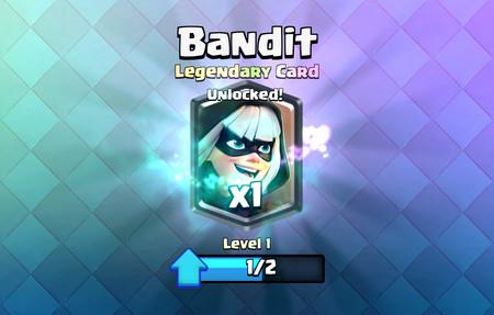 La Bandida de Clash Royale ya está disponible (pero no va a ser nada fácil conseguirla)