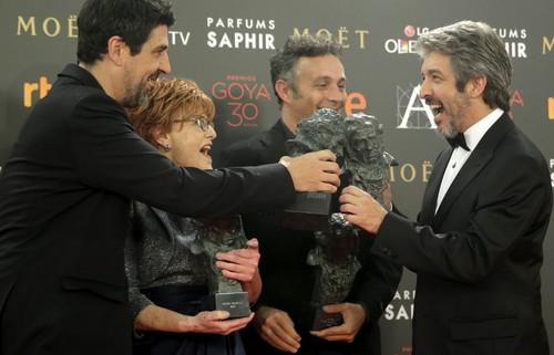 Goya 2016 | El adiós definitivo al riesgo