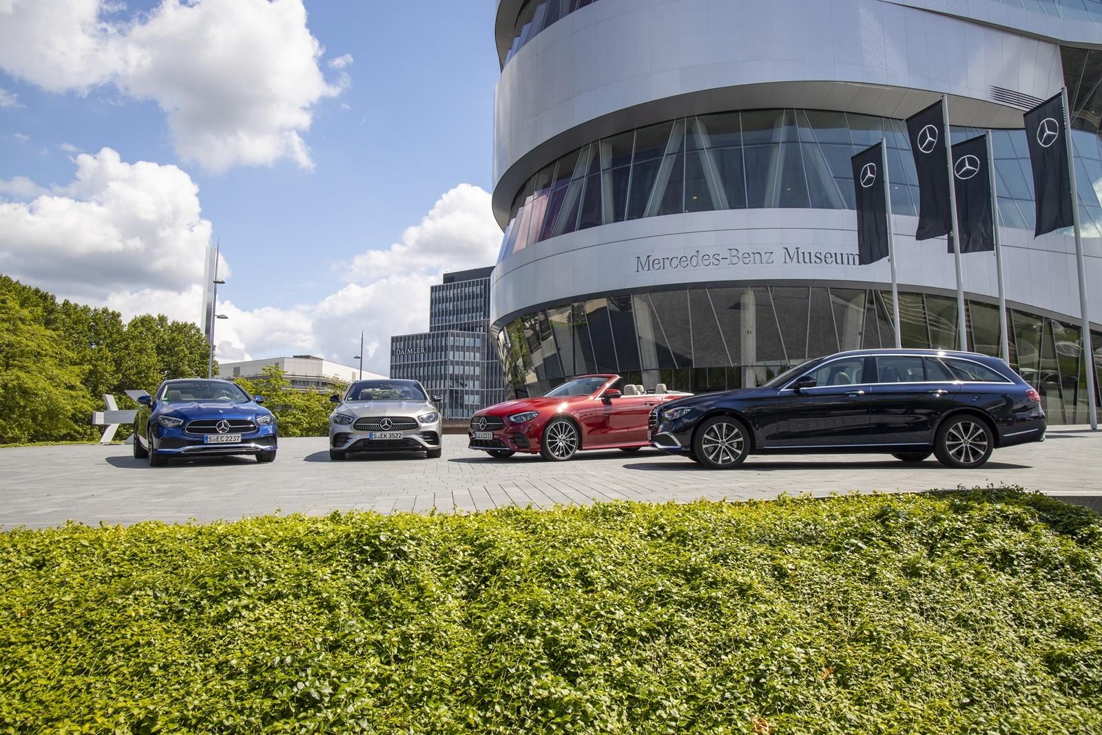 Foto de Mercedes-Benz Clase E 2020, prueba contacto (22/135)