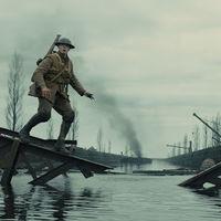'1917': la película de la temporada y gran favorita al Óscar tiene participación española