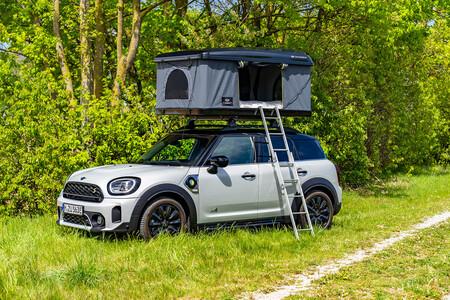 MINI Countryman y MINI Cooper S E Camper