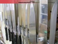 ¿Qué cuchillos necesitamos en la cocina?