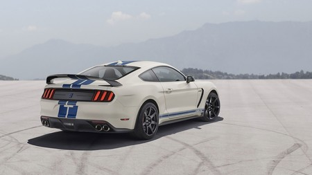 Ford Mustang Shelby Gt350 Heritage Edition Package 2020 001