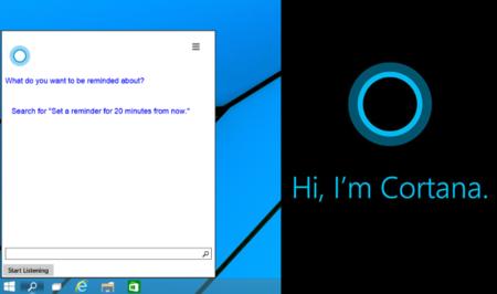 Aparecen las primeras imágenes de Cortana funcionando en Windows 10