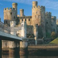 El Castillo de Conwy, Patrimonio de la Humanidad