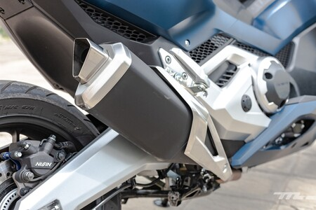 Honda Forza 750 2021 Prueba 014