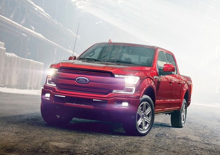 Ford F 150 Electrica 2