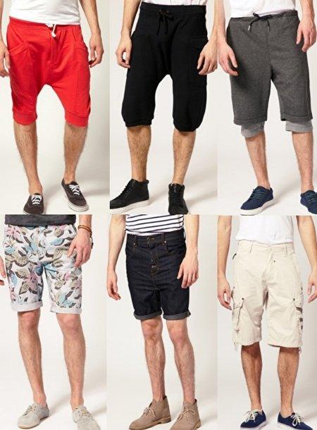 shorts sales