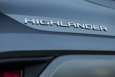 Toyota Highlander Electric Hybrid 2021 Detalles 3