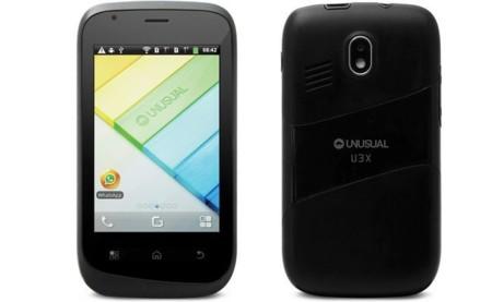 Unusual lanza su nueva gama de terminales basados en Android