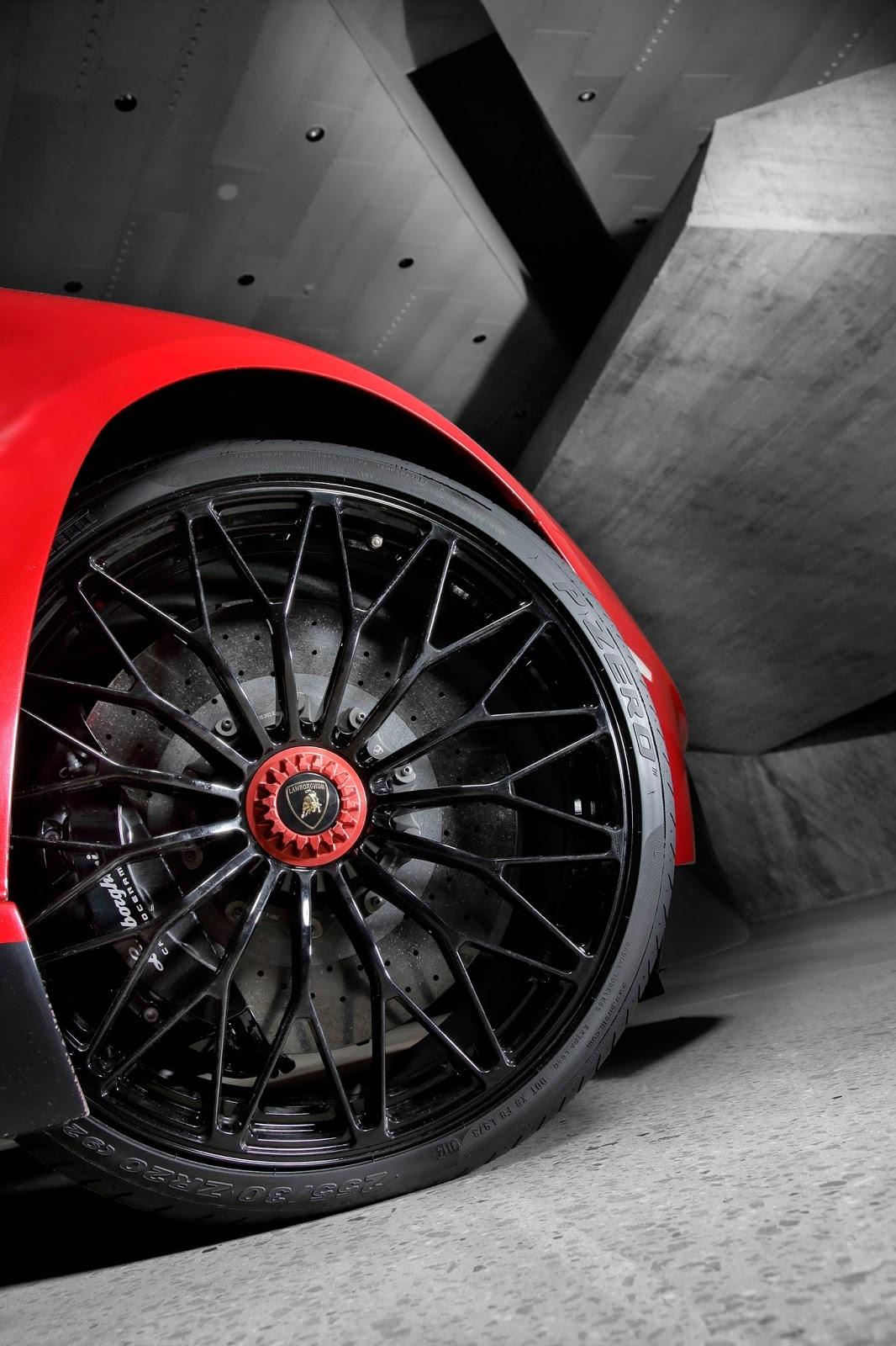 Foto de Lamborghini Aventador SV (11/21)