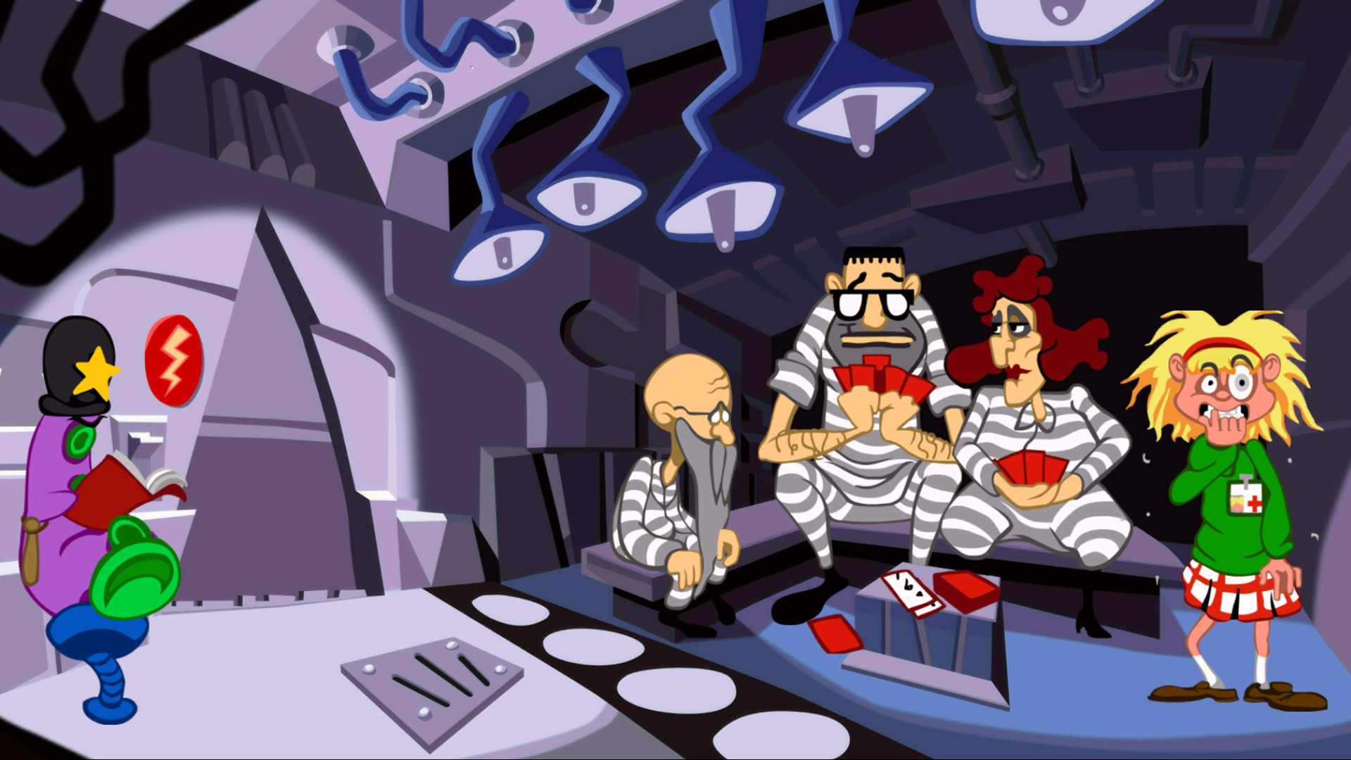 Foto de The Day of the Tentacle Remastered (5/7)
