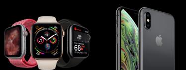 iPhone XS Max desde 893 euros, iPhone XS por 825 euros, iPhone XR por 620 euros y más ofertas Apple en la promoción de Aliexpress