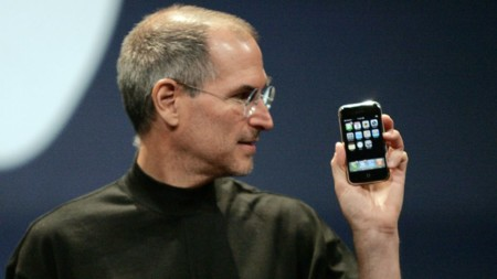 Steve Jobs Apple Iphone