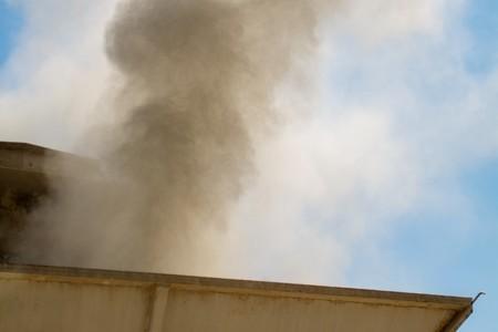 Protección Civil emitió una alerta por el robo de un gas venenoso, se trata de gas cloro y se le busca en siete estados de México
