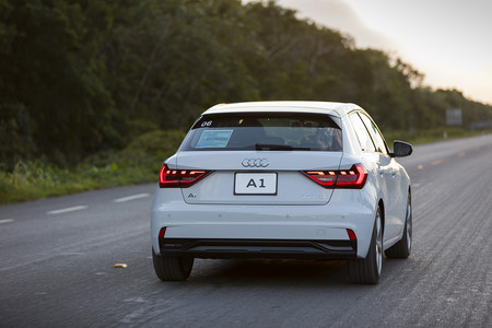 Audi A1 2020 Mexico 15