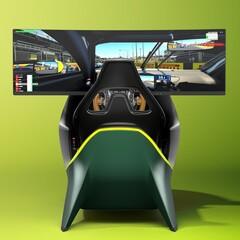 Foto 12 de 19 de la galería simulador-aston-martin-amr-c01 en Motorpasión