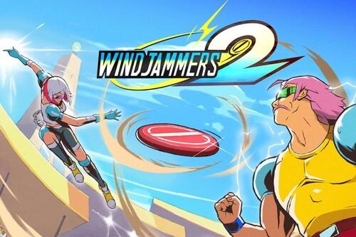 Windjammers 2 sabe añadir lo justo para ser otra gran experiencia 100% Windjammers