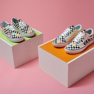 Llamativa, original y repleta de arte: la nueva colaboración Vans x MoMA promete despertar pasiones esta temporada