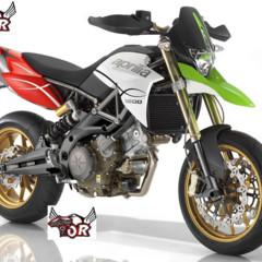 Foto 2 de 2 de la galería aprilia-shiver-y-dorsoduro-1200 en Motorpasion Moto