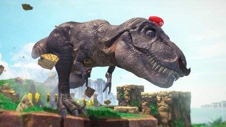 Descubre el salvaje Reino de las Cataratas en el último gameplay de Super Mario Odyssey