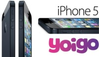 Precios iPhone 5 con Yoigo